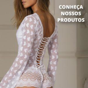 Robes e outras lingeries da Sexy Vinte e Oito