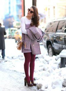 Meia calça sexy colorida