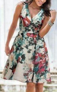 Vestido é opção de presente para o Dia das Mães