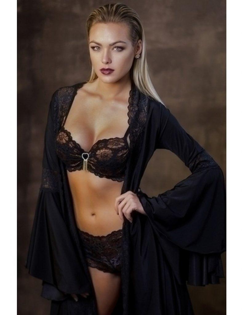 Caleçon é uma lingerie para noivas chiques e elegantes