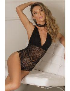 Cores de lingerie e o significado do preto da Sexy Vinte e Oito