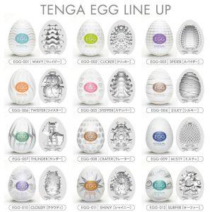 Coleção de Eggs