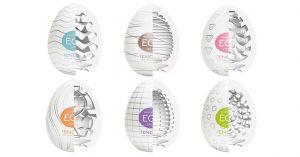 Tenga Egg por dentro