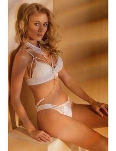 Cores de lingerie e o significado do branco Sexy Vinte e Oito