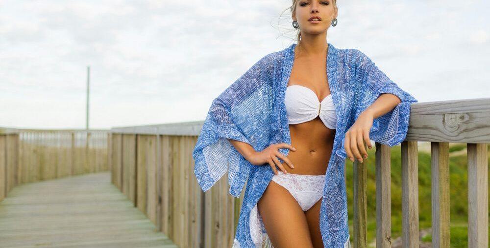 Saída de praia da Sexy Vinte e Oito