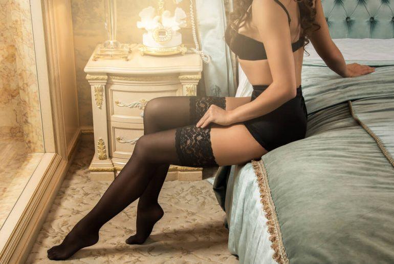 Lingerie erótica para arrasar na cama