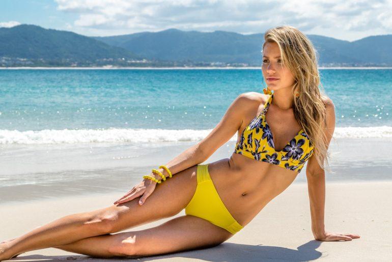 Tendências da moda praia 2019