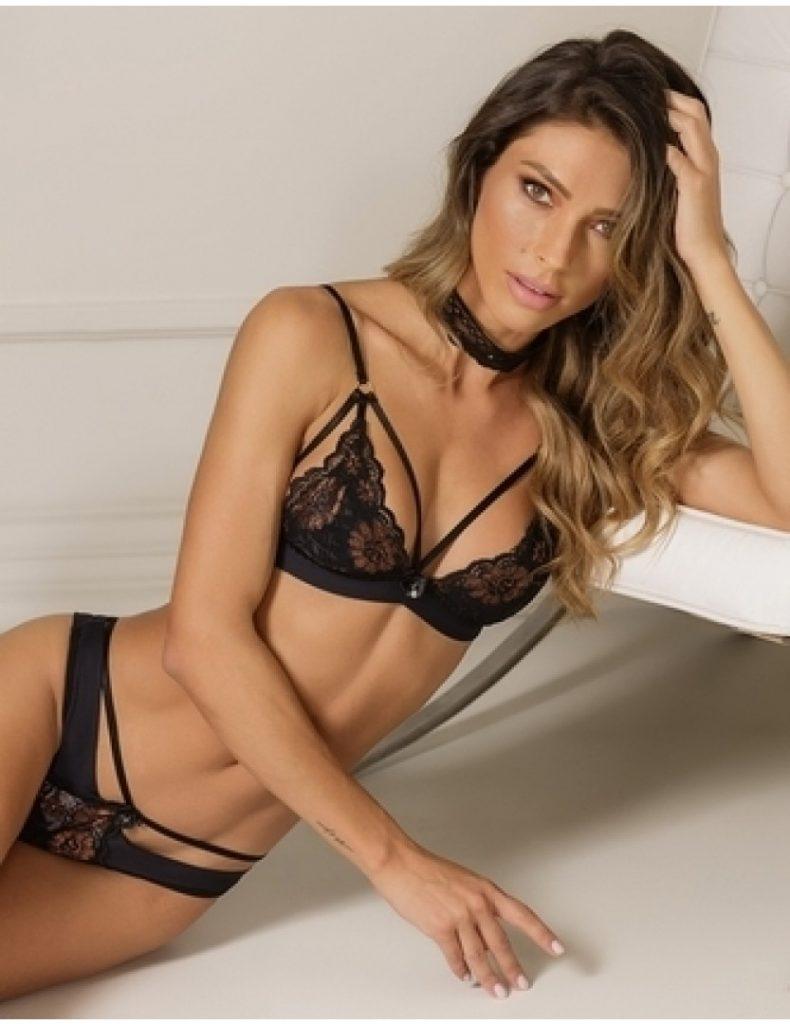 Recorte é tendência de lingerie para 2019