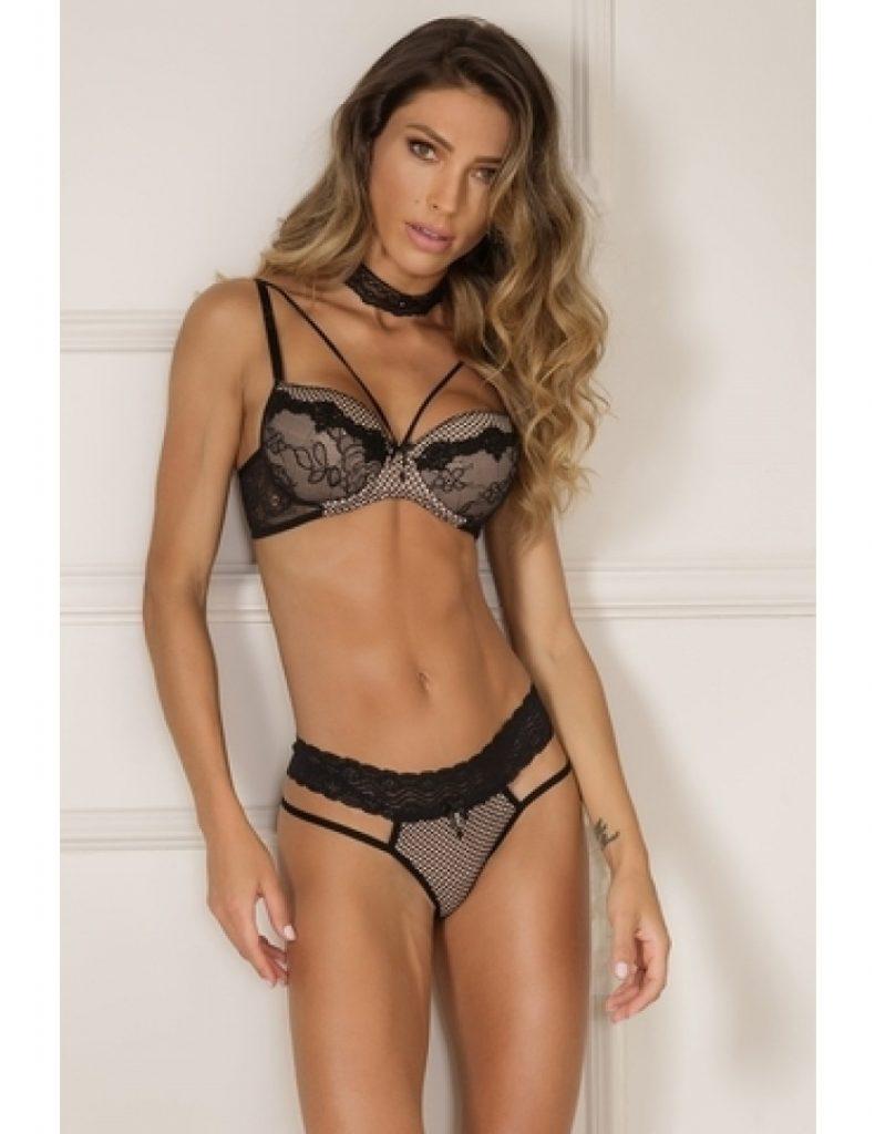 Mix de tecidos é tendência de lingerie para 2019