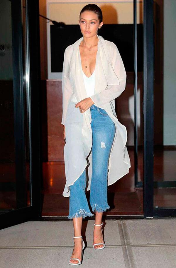 Como usar maiô como body - look com maxi casaco