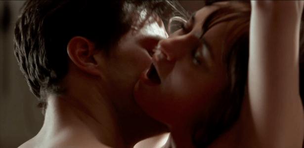 Cinquenta Tons: cena de sexo ardente