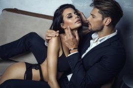 Casal apaixonado: transar faz bem à saúde