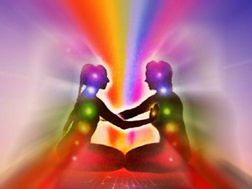 troca energética e química sexual