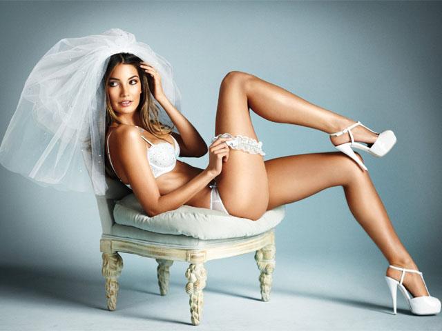 Como escolher a lingerie para noite de núpcias?