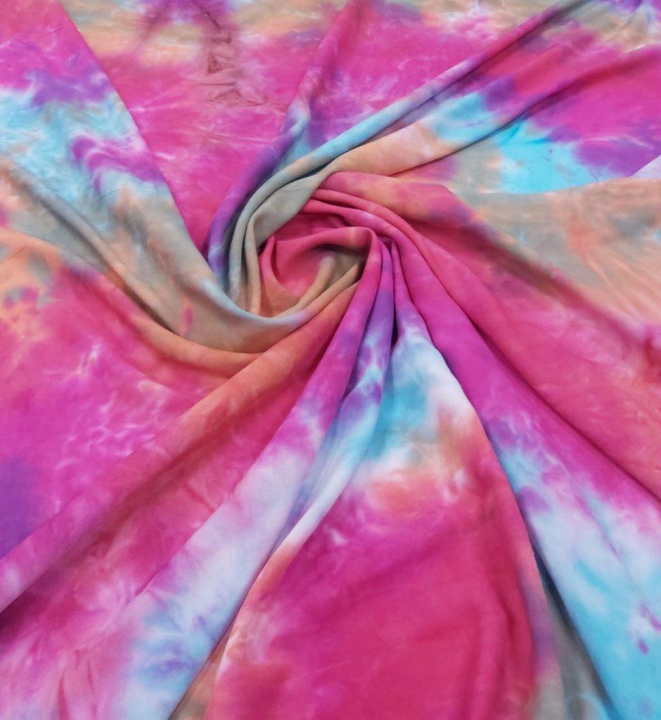 Estampa Tie Dye