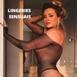 lingeries sensuais da sexy